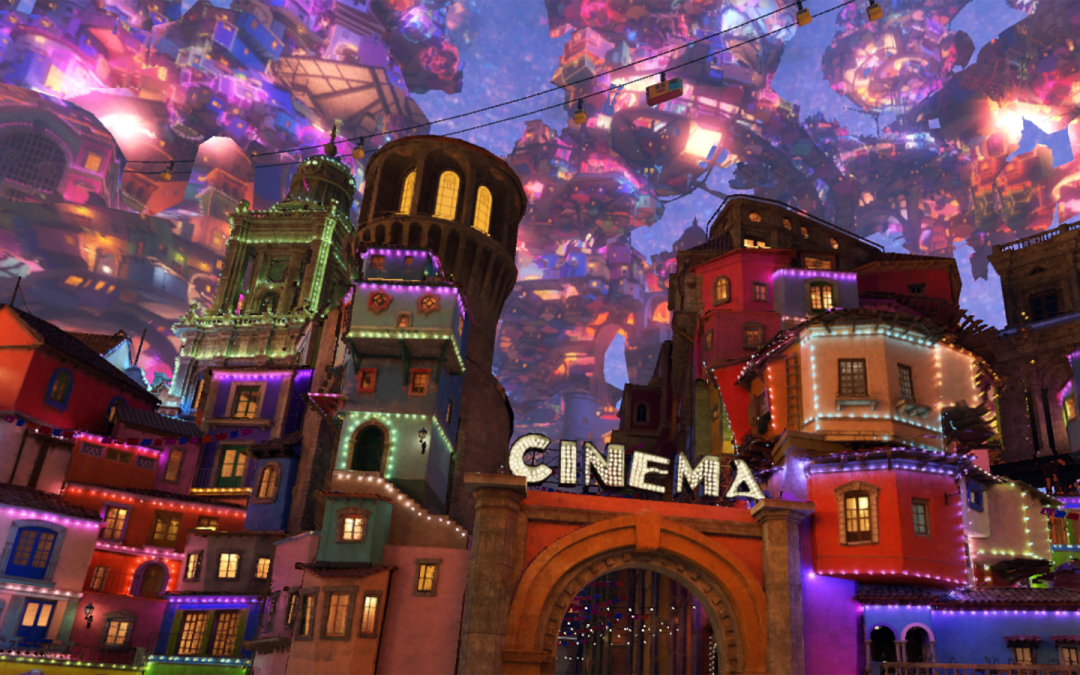 Pixar uses VR to bring the Land of the Dead to life with Coco