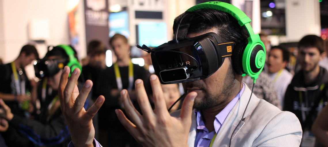 The Present And Future Of VR/AR: Applications In Commerce, Industry, Gaming, And Education