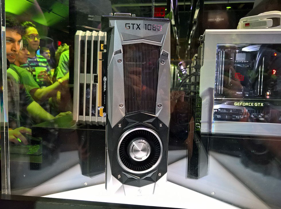 NVIDIA Unveils Killer GeForce GTX 1080 And GTX 1070 Pascal Graphics Cards That Slay Titan X