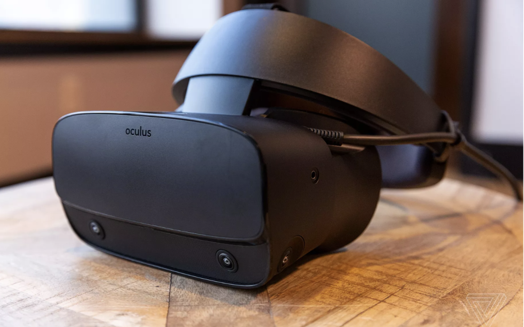Oculus unveils the Rift S, a higher-resolution VR headset with built-in tracking