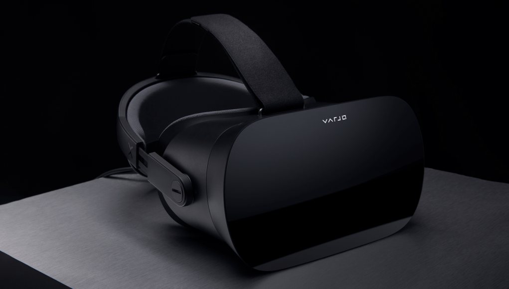 Varjo Launches VR-2 Headset with SteamVR Support